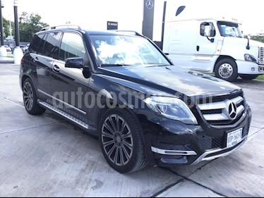 Mercedes Benz Clase GLK 300 Off Road usado (2015) color Negro Obsidiana precio $330,000