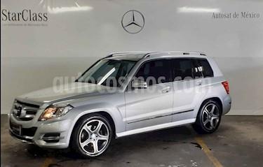 Foto venta Auto usado Mercedes Benz Clase GLK 300 Off Road (2015) color Plata precio $349,000