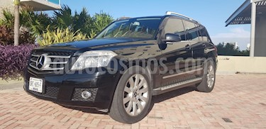 Mercedes Benz Clase GLK 300 Sport GLK  usado (2010) color Negro precio $198,000