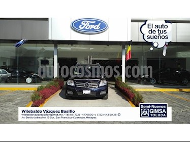 Foto venta Auto usado Mercedes Benz Clase GLK 300 Sport GLK  (2012) color Azul precio $230,000