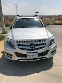 Mercedes Benz Clase GLK 300 Sport GLK  usado (2015) color Plata Iridio precio $365,000