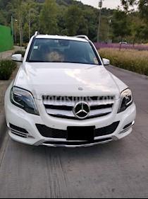 Mercedes Benz Clase GLK 300 Sport GLK  usado (2015) color Blanco precio $295,000