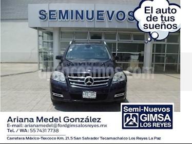 Foto venta Auto usado Mercedes Benz Clase GLK 300 Sport (2012) color Azul precio $245,000