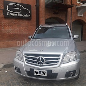 Foto venta Auto usado Mercedes Benz Clase GLK 300 (2013) color Gris Plata  precio u$s32.900