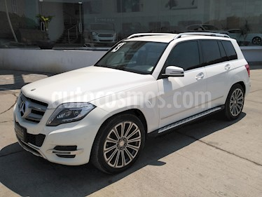 Foto venta Auto usado Mercedes Benz Clase GLK 300 (2013) color Blanco precio $310,000