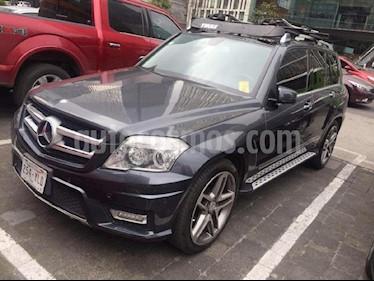 Foto venta Auto usado Mercedes Benz Clase GLK 350 Sport AMG (2012) color Gris precio $270,000