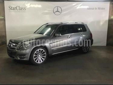 Foto venta Auto usado Mercedes Benz Clase GLK 350 Sport AMG (2014) color Gris precio $349,000
