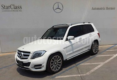 Foto venta Auto usado Mercedes Benz Clase GLK 350 Sport AMG (2015) color Plata precio $819,900