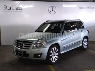 Foto venta Auto usado Mercedes Benz Clase GLK 350 Sport (2009) color Plata precio $219,000