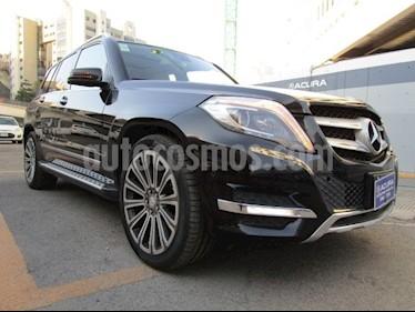 Foto venta Auto usado Mercedes Benz Clase GLK 350 Sport (2013) color Negro Obsidiana precio $380,000