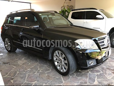 Mercedes Benz Clase GLK 350 Sport usado (2009) color Negro precio $195,000