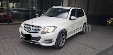 Foto venta Auto usado Mercedes Benz Clase GLK 5p GLK 300 Offroad V6/3.5 Aut (2014) color Blanco precio $267,000