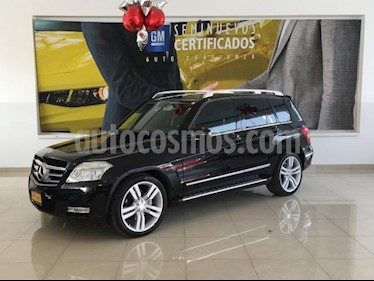 Foto venta Auto usado Mercedes Benz Clase GLK 5p GLK 350 Sport V6/3.5 Aut (2011) color Negro precio $253,900