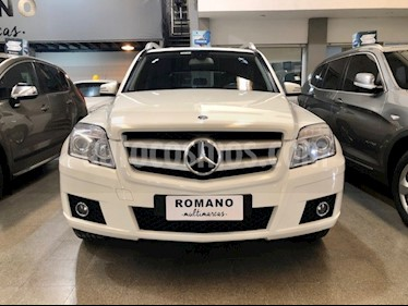 Mercedes Benz Clase GLK 300 City usado (2010) color Blanco precio $1.190.000