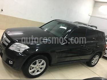 Mercedes Benz Clase GLK 300 City usado (2010) color Negro precio $1.100.000