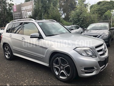 Foto venta Auto usado Mercedes Benz Clase GLK GLK 300 CGI OFF ROAD 4WD AT 5P (2015) color Plata Iridio precio $330,000