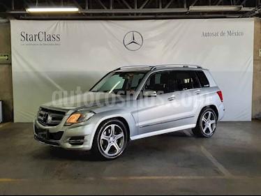 Mercedes Benz Clase GLK 5p GLK 300 Offroad V6/3.5 Aut usado (2014) color Plata precio $299,000