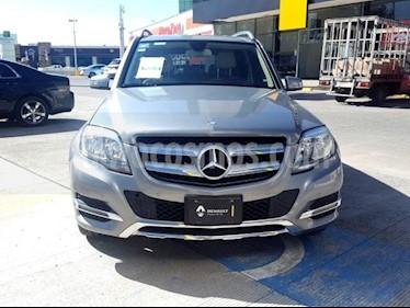 Mercedes Benz Clase GLK 5p GLK 300 Offroad V6/3.5 Aut usado (2015) color Gris precio $415,000