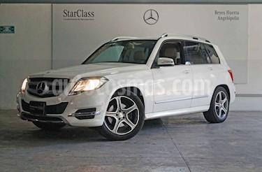 Mercedes Benz Clase GLK 5p GLK 300 Offroad V6/3.5 Aut usado (2015) color Blanco precio $340,000