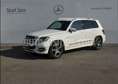 Mercedes Benz Clase GLK 5p GLK 300 Offroad V6/3.5 Aut usado (2014) color Blanco precio $269,900