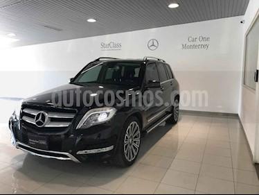 Mercedes Benz Clase GLK 300 Sport usado (2015) color Negro precio $400,000