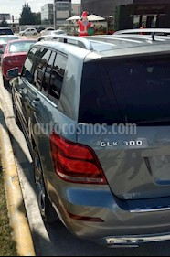 Mercedes Benz Clase GLK 300 usado (2014) color Gris precio $306,000