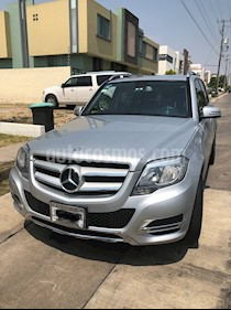 Mercedes Benz Clase GLK 300 Off Road usado (2015) color Plata Iridio precio $280,000