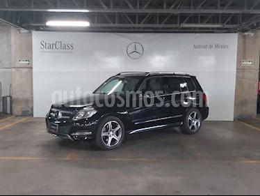 Mercedes Benz Clase GLK 5p GLK 300 Offroad V6/3.5 Aut usado (2015) color Negro precio $299,000
