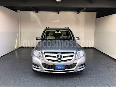 Mercedes Benz Clase GLK 300 Off Road usado (2014) color Plata precio $307,000