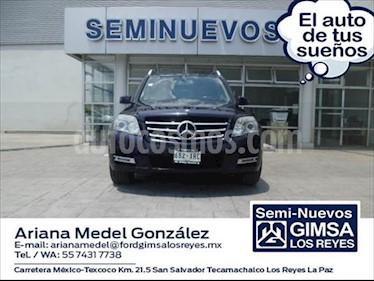 Mercedes Benz Clase GLK 300 Sport usado (2012) color Azul Marino precio $245,000