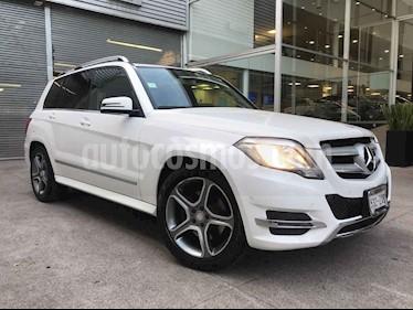 Mercedes Benz Clase GLK 5p GLK 300 Sport V6/3.5 Aut usado (2015) color Blanco precio $299,000