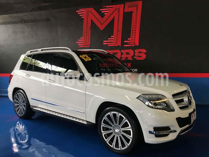 Mercedes Benz Clase GLK 350 Sport usado (2013) color Blanco precio $315,000