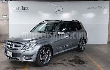 Mercedes Benz Clase GLK 5p GLK 300 Offroad V6/3.5 Aut usado (2014) color Gris precio $299,000