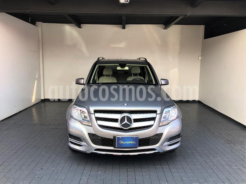 Mercedes Benz Clase GLK 300 Off Road usado (2014) color Plata precio $298,000