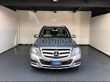 Mercedes Benz Clase GLK 300 Off Road usado (2014) color Plata precio $309,000