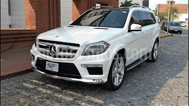 Mercedes Benz Clase GLS 500 usado (2017) color Blanco precio $750,000