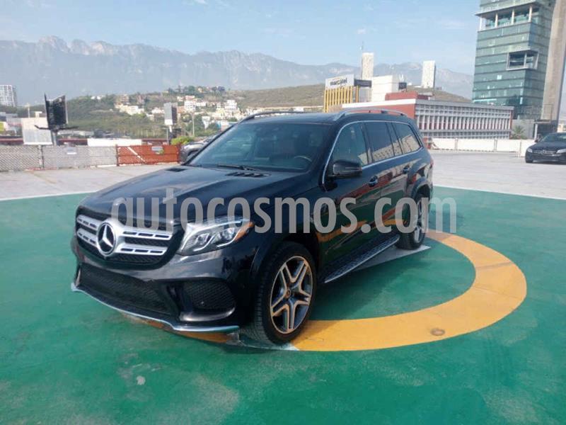 Mercedes Benz Clase GLS 500 usado (2018) color Negro precio $1,050,000
