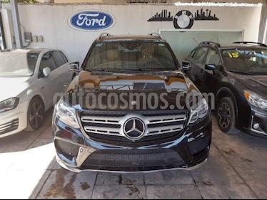 Mercedes Benz Clase GLS 500 usado (2017) color Negro precio $839,000