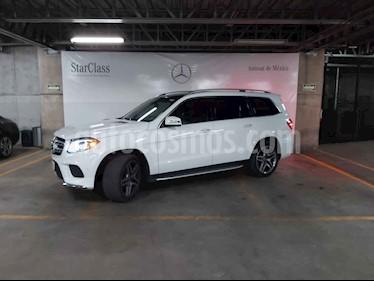Mercedes Benz Clase GLS 5p GLS 500 V8/4.7/T Aut usado (2019) color Blanco precio $1,099,000