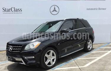 Foto venta Auto usado Mercedes Benz Clase M ML 350 CGI (2012) color Negro precio $369,900