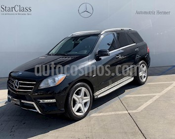 Foto venta Auto usado Mercedes Benz Clase M ML 350 CGI (2012) color Negro precio $349,900