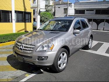 Foto venta Auto Seminuevo Mercedes Benz Clase M ML 350 CGI (2007) color Plata Iridio precio $149,900