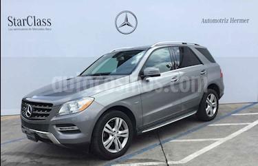 Foto venta Auto usado Mercedes Benz Clase M ML 350 CGI (2012) color Gris precio $334,900