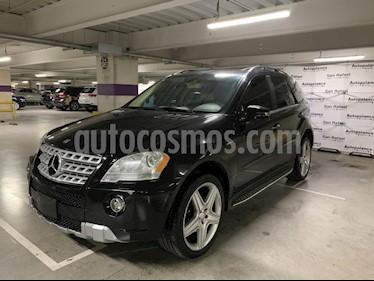 Foto venta Auto usado Mercedes Benz Clase M ML 350 Sport AMG (2011) color Negro precio $254,900