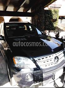 Foto Mercedes Benz Clase M ML 350 Sport AMG usado (2010) color Gris precio $200,000