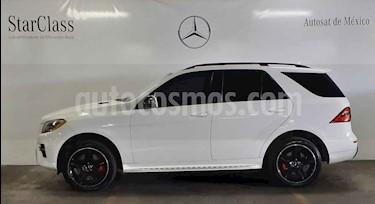 Mercedes Benz Clase M ML 400 CGI Sport AMG usado (2015) color Blanco precio $1,049,000