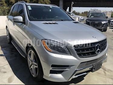 Foto venta Auto usado Mercedes Benz Clase M ML 500 (292hp) (2013) color Plata Artico precio $425,000