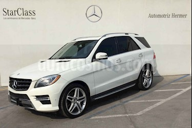 Foto Mercedes Benz Clase M ML 500 CGI Biturbo usado (2013) color Blanco precio $489,900