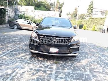 Mercedes Benz Clase M ML 63 AMG usado (2015) color Negro precio $750,000