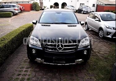 Foto Mercedes Benz Clase M ML 63 AMG usado (2009) color Negro Obsidiana precio $400,000